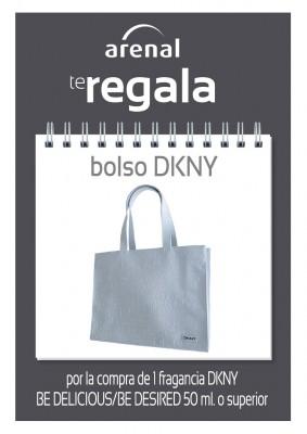 Regalo bolso DKNY.