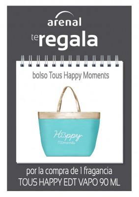 Regalo bolso Tous Happy.