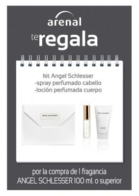 Regalo kit Angel Schlesser.