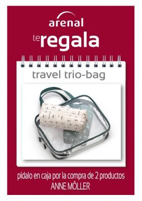 Regalo travel trio-bag Anne Möller.