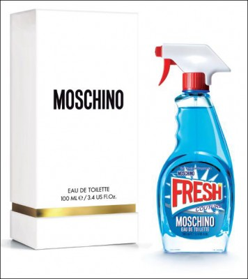 Novedad Moschino Fresh Couture.