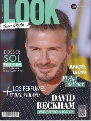 Revista LOOK Your Style online o PDF gratis. Junio 2016.