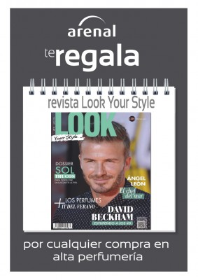 Regalo revista LOOK Your Style. Junio 2016.
