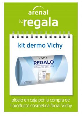 Regalo kit dermo Vichy.