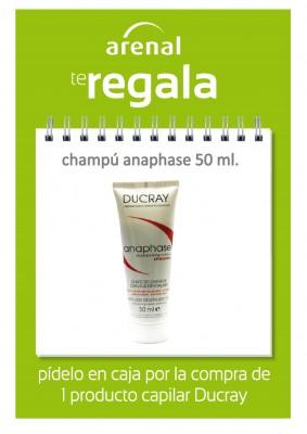 Regalo champú anaphase 50 ml.