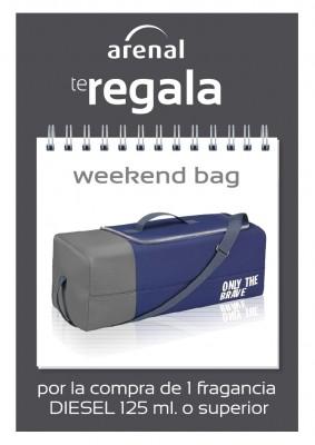 Regalo weekend bag Diesel.