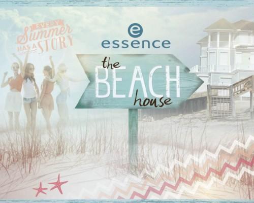 Novedad moda Essence The Beach House.