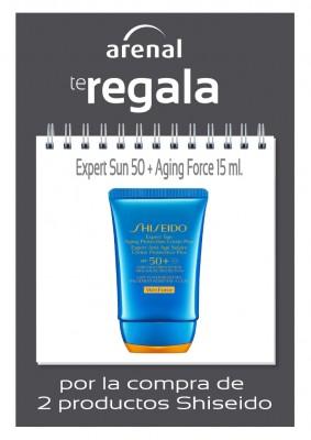 Regalo Expert Sun Shiseido 15 ml.