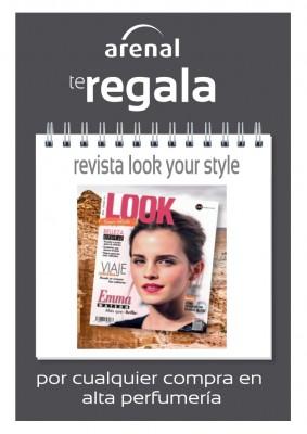 Regalo revista LOOK Your Style. Septiembre 2016.