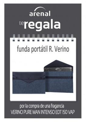Regalo funda portátil Roberto Verino.