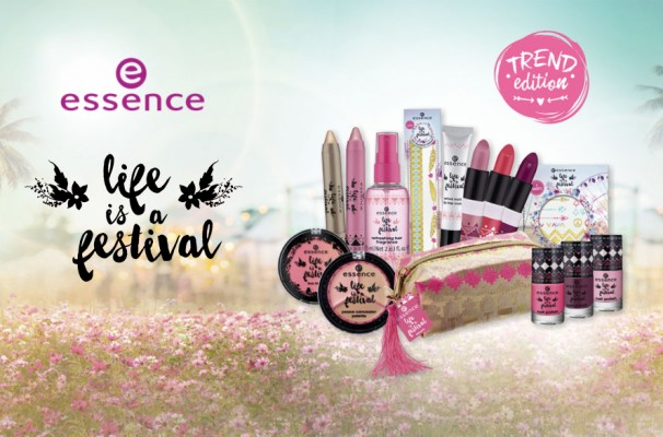 Novedad: Life is a Festival de Essence