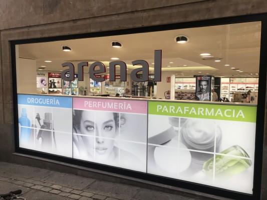 Nueva tienda Arenal en Salamanca