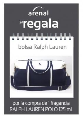 Regalo bolsa Ralph Lauren.