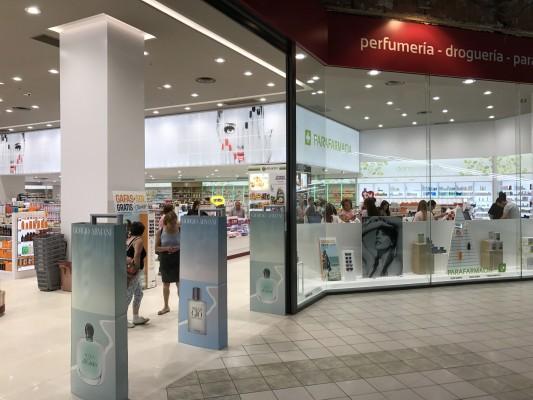 Nueva tienda Arenal en Burgos.