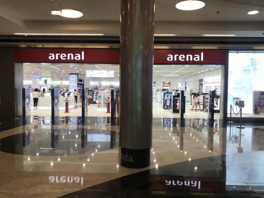 Nueva tienda Arenal en A Coruña