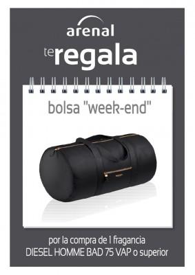 Regalo bolsa 'Week-End' Diesel Bad.