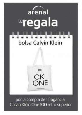 Regalo bolsa Calvin Klein.