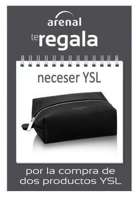 Regalo neceser YSL.