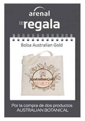 Regalo bolsa Australian Gold.