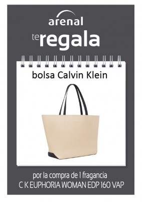 Regalo bolsa Calvin Klein