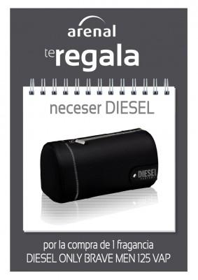 Regalo neceser Diesel