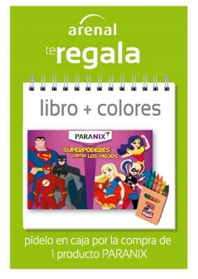 Regalo libro infantil + colores